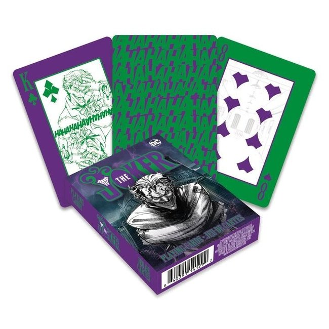 DC Comics Playing Cards Joker