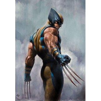 Sideshow Collectibles X-Men Art Print Wolverine 46 x 61 cm - unframed