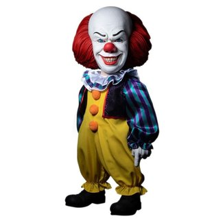 Mezco Toys Stephen Kings It 1990 MDS Deluxe Action Figure Pennywise 38 cm