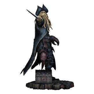 Beast Kingdom Pirates of the Caribbean: At World's End Master Craft Statue Davy Jones 42 cm
