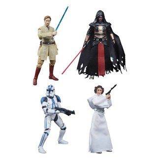 Hasbro Star Wars Black Series Archive Action Figures 15 cm 2021 50th Anniversary Wave 3 Assortment (4)