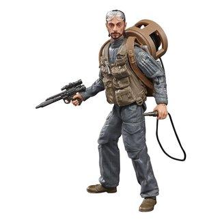 Hasbro Star Wars Rogue One Black Series Action Figure 2021 Bodhi Rook 15 cm
