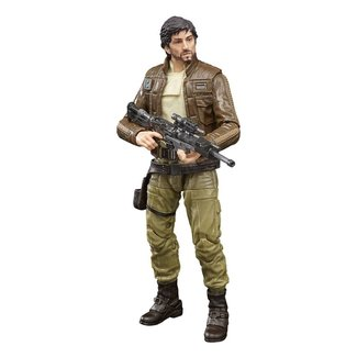 Hasbro Star Wars Rogue One Black Series Action Figure 2021 Captain Cassian Andor 15 cm