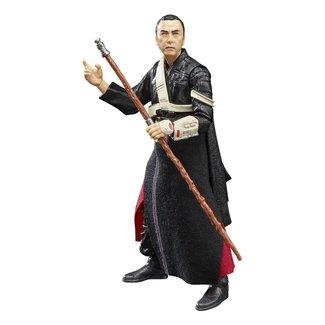 Hasbro Star Wars Rogue One Black Series Action Figure 2021 Chirrut Imwe 15 cm