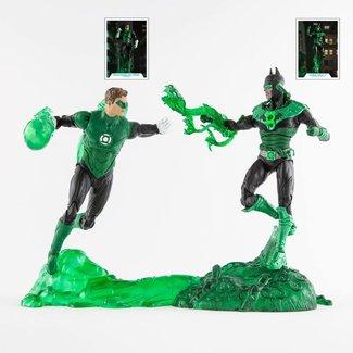 McFarlane DC Multiverse Action Figure Collector Multipack Batman Earth-32 & Green Lantern 18 cm