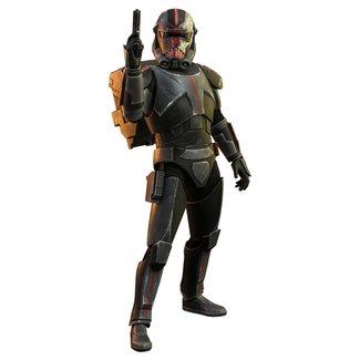 Hot Toys Star Wars: The Bad Batch Action Figure 1/6 Hunter 30 cm