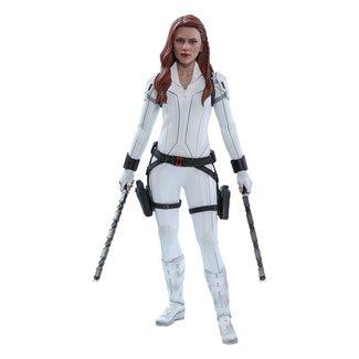 Hot Toys Black Widow Movie Masterpiece Action Figure 1/6 Black Widow Snow Suit Version 28 cm