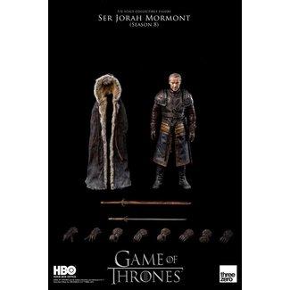 ThreeZero Game of Thrones Action Figure 1/6 Ser Jorah Mormont (Season 8) 31 cm