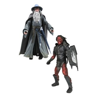 Diamond Select Toys Lord of the Rings Select Action Figures 18 cm Series 4 Assortment (2)