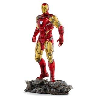 Iron Studios The Infinity Saga BDS Art Scale Statue 1/10 Iron Man Ultimate 24 cm