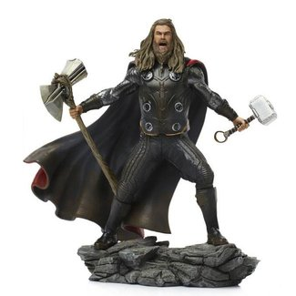 Iron Studios The Infinity Saga BDS Art Scale Statue 1/10 Thor Ultimate 23 cm