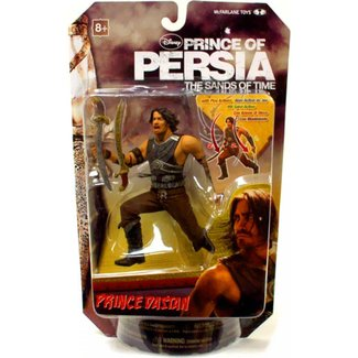 McFarlane Prince of Persia Deluxe - Prince Dastan (Warrior)