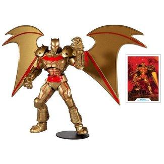 McFarlane DC Multiverse Action Figure Batman Hellbat Suit (Gold Edition) 18 cm
