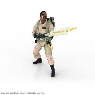Hasbro Ghostbusters Plasma Series Action Figure 2021 Glow-in-the-Dark Winston Zeddemore 15 cm