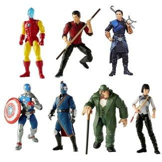 Hasbro Shang-Chi Marvel Legends Series Action Figures 15 cm 2021 Wave 1 Assortment (6)