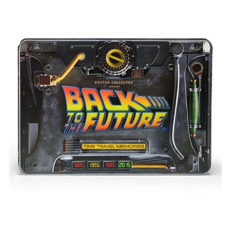 Doctor Collector Back To The Future Time Travel Memories Kit Standard Edition