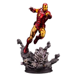 Kotobukiya  Marvel Avengers Fine Art Statue 1/6 Iron Man 42 cm