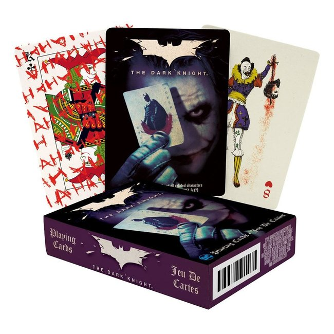 The Dark Knight Playing Cards Joker