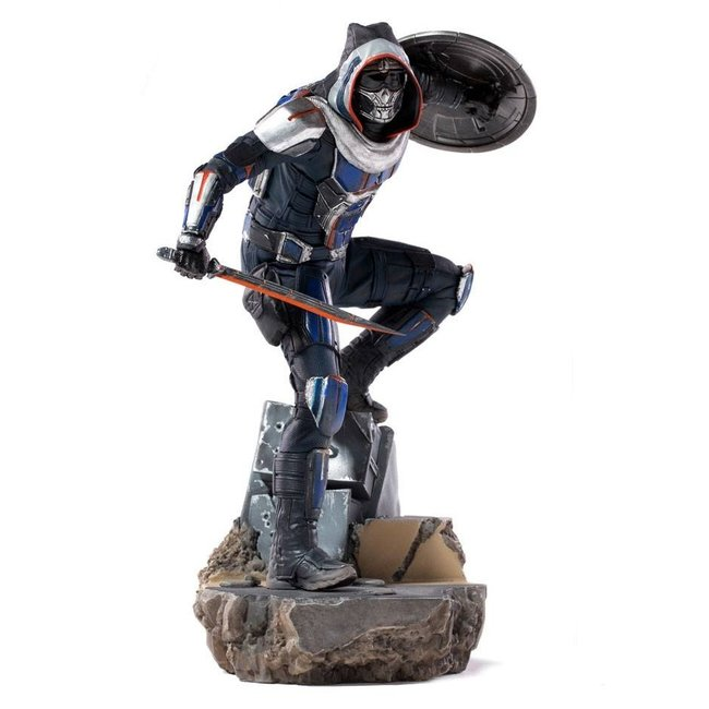 Iron Studios Black Widow BDS Art Scale Statue 1/10 Taskmaster 20 cm
