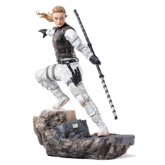 Iron Studios Black Widow BDS Art Scale Statue 1/10 Yelena 18 cm
