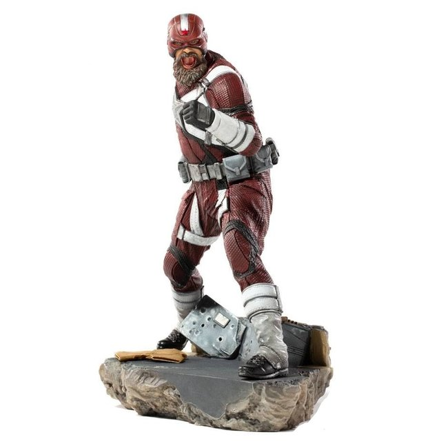 Iron Studios Black Widow BDS Art Scale Statue 1/10 Red Guardian 20 cm