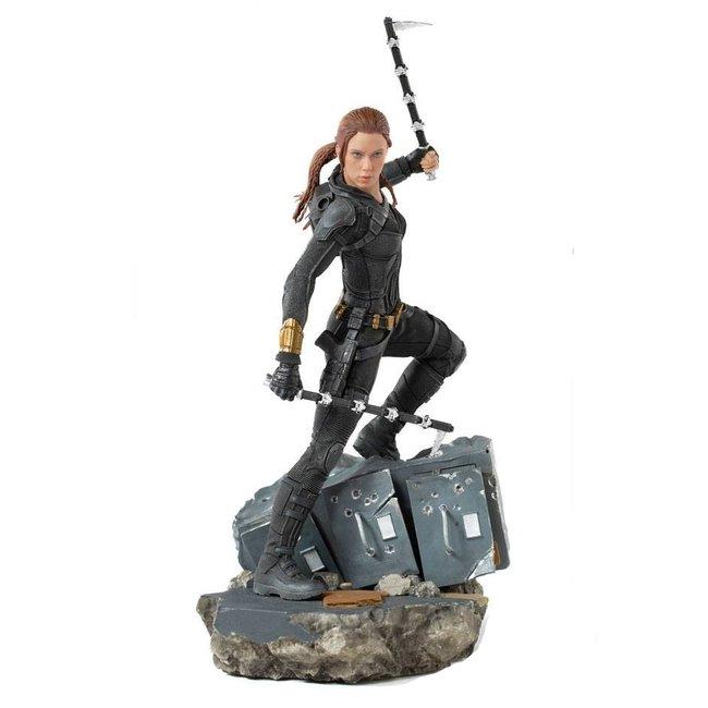 Iron Studios Black Widow BDS Art Scale Statue 1/10 Natasha Romanoff 21 cm