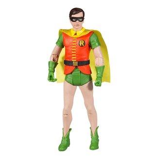McFarlane DC Retro Action Figure Batman 66 Robin 15 cm
