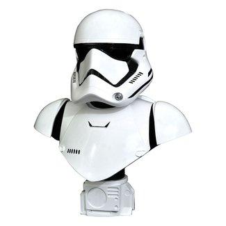 Gentle Giant Studios Star Wars Episode VII Legends in 3D Bust 1/2 First Order Stormtrooper 25 cm