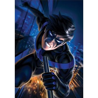 Sideshow Collectibles DC Comics Art Print Nightwing 46 x 61 cm - unframed
