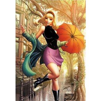 Sideshow Collectibles Marvel Comics Art Print Gwen Stacy #1 - Summer 46 x 61 cm - unframed