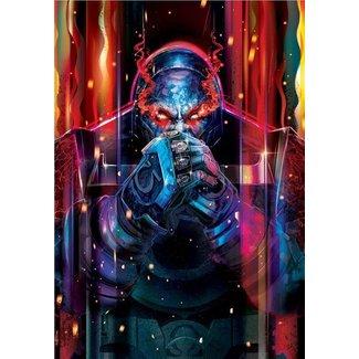 Sideshow Collectibles DC Comics Art Print Darkseid #37 46 x 61 cm - unframed