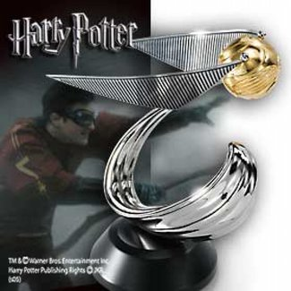 Noble Collection The Golden Snitch ™