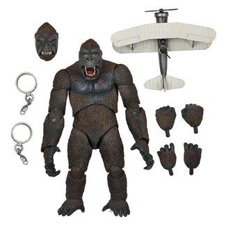 NECA  King Kong Action Figure Ultimate King Kong (Concrete Jungle) 20 cm