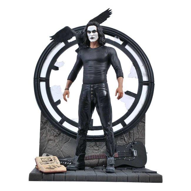 Diamond Select Toys The Crow Movie Gallery PVC Statue The Crow 23 cm