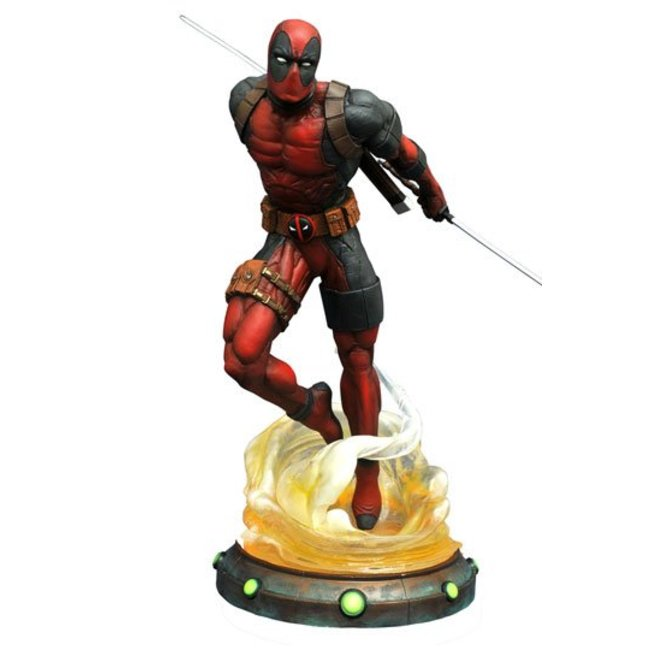 Diamond Select Toys Marvel Galerie PVC Statue Deadpool 23 cm
