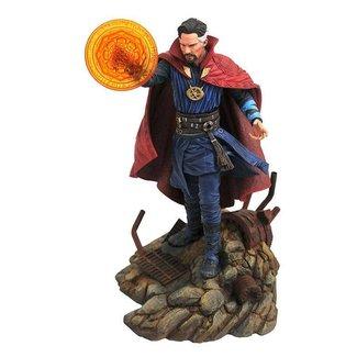 Diamond Select Toys Avengers Infinity War Marvel Gallery PVC Statue Doctor Strange 23 cm