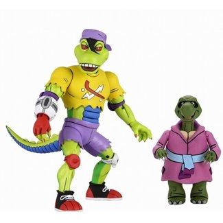 NECA  Teenage Mutant Ninja Turtles Ultimate Action Figure Mondo Gecko 18 cm
