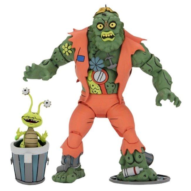 NECA  Teenage Mutant Ninja Turtles Ultimate Action Figure Muckman 18 cm