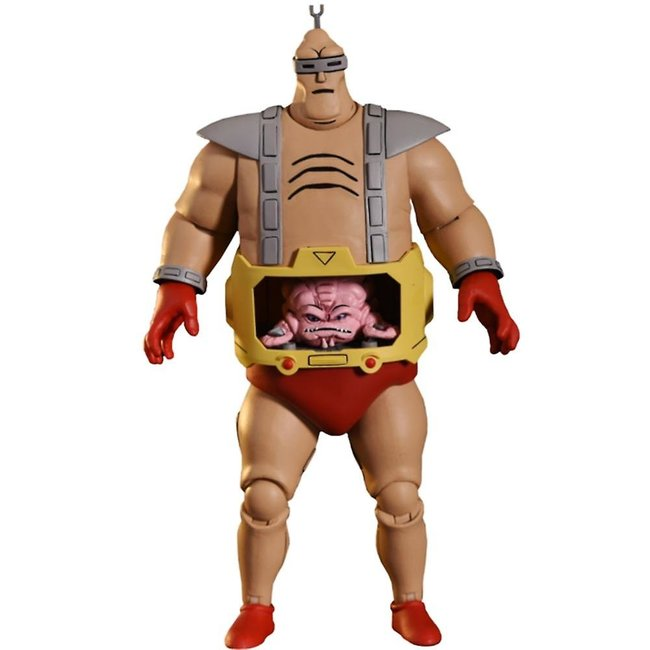NECA  Teenage Mutant Ninja Turtles Ultimate Action Figure Krang's Android Body 23 cm