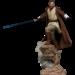 Iron Studios Star Wars Deluxe BDS Art Scale Statue 1/10 Obi-Wan Kenobi 28 cm