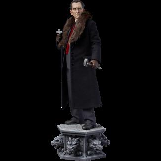 Sideshow Collectibles Dracula Premium Format Statue Van Helsing (Peter Cushing) 55 cm