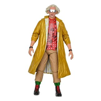 NECA  Back to the Future 2 Action Figure Ultimate Doc Brown (2015) 18 cm