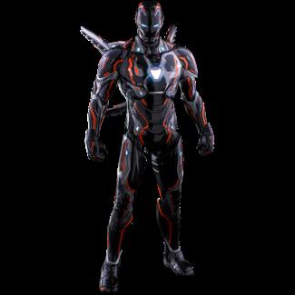 Hasbro Avengers: Infinity War Masterpiece Series Diecast Action Figure 1/6 Neon Tech Iron Man 4.0 Hot Toys Excl.