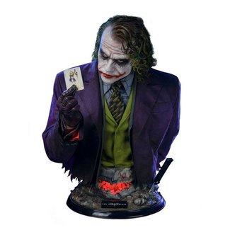 Infinity Studio X Penguin Toys The Dark Knight Life-Size Bust Joker 82 cm