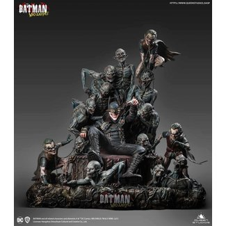 Prime 1 Studio DC Comics Statue 1/4 Batman Who Laughs 70 cm