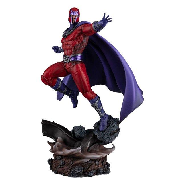 Pop Culture Shock Marvel Future Revolution Statue 1/6 Magneto 43 cm