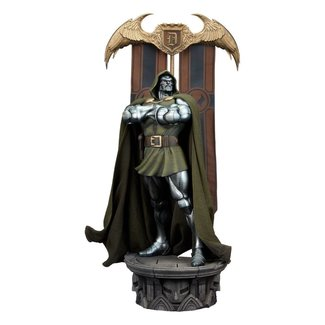 Sideshow Collectibles Marvel Maquette Doctor Doom 69 cm