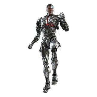 Hot Toys Zack Snyder`s Justice League Action Figure 1/6 Cyborg 32 cm