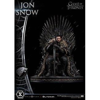 Prime 1 Studio Game of Thrones Statue 1/4 Jon Snow 60 cm