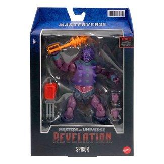 Mattel Masters of the Universe: Revelation Masterverse Action Figure 2021 Spikor 18 cm